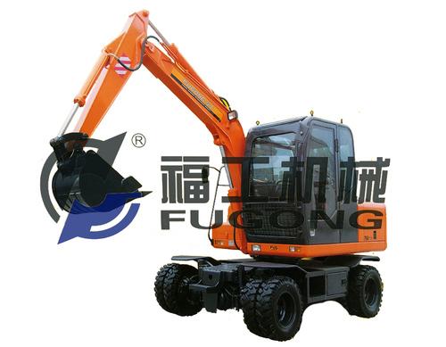 FUG750轮式挖掘机
